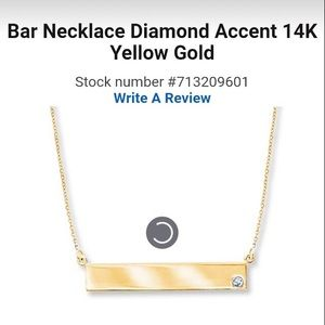 14kt gold pendant